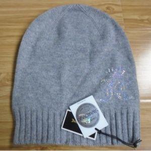 Juicy Couture cashmere Swarovski hat beanie